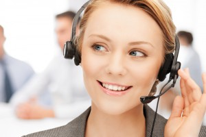 local call center agent